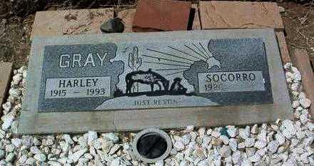 GRAY, HARLEY H. - Yavapai County, Arizona | HARLEY H. GRAY - Arizona Gravestone Photos