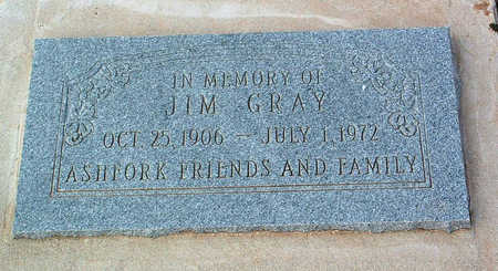 GRAY, JIM - Yavapai County, Arizona | JIM GRAY - Arizona Gravestone Photos