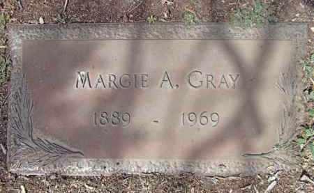 GRAY, MARGIE ADELIA - Yavapai County, Arizona   MARGIE ADELIA GRAY - Arizona Gravestone Photos