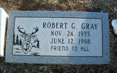 GRAY, ROBERT G. - Yavapai County, Arizona | ROBERT G. GRAY - Arizona Gravestone Photos