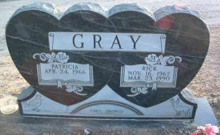 GRAY, RICK - Yavapai County, Arizona | RICK GRAY - Arizona Gravestone Photos