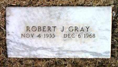GRAY, ROBERT JAMES - Yavapai County, Arizona | ROBERT JAMES GRAY - Arizona Gravestone Photos