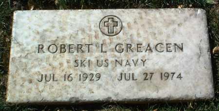 GREACEN, ROBERT L. - Yavapai County, Arizona | ROBERT L. GREACEN - Arizona Gravestone Photos