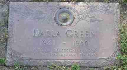 GREEN, DARLA JEAN - Yavapai County, Arizona | DARLA JEAN GREEN - Arizona Gravestone Photos