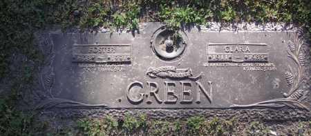 GREEN, CLARA V. - Yavapai County, Arizona | CLARA V. GREEN - Arizona Gravestone Photos