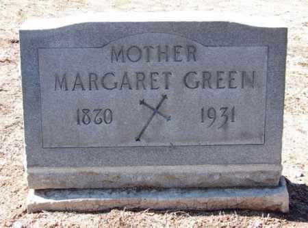 COLLINS GREEN, MARGARET - Yavapai County, Arizona   MARGARET COLLINS GREEN - Arizona Gravestone Photos
