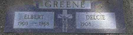 GREENE, ELBERT P. - Yavapai County, Arizona | ELBERT P. GREENE - Arizona Gravestone Photos