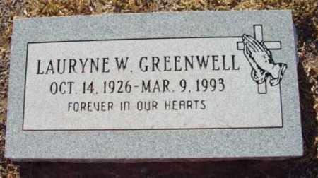 WILLIAMS GREENWELL, I. L. - Yavapai County, Arizona | I. L. WILLIAMS GREENWELL - Arizona Gravestone Photos