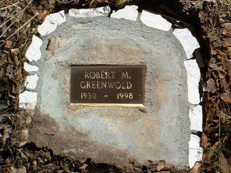 GREENWOLD, ROBERT MILTON - Yavapai County, Arizona | ROBERT MILTON GREENWOLD - Arizona Gravestone Photos