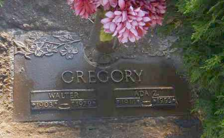 ZUK GREGORY, ADA Z. - Yavapai County, Arizona | ADA Z. ZUK GREGORY - Arizona Gravestone Photos