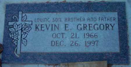 GREGORY, KEVIN EUGENE - Yavapai County, Arizona | KEVIN EUGENE GREGORY - Arizona Gravestone Photos
