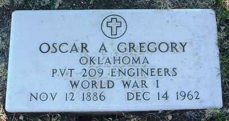 GREGORY, OSCAR A. - Yavapai County, Arizona | OSCAR A. GREGORY - Arizona Gravestone Photos