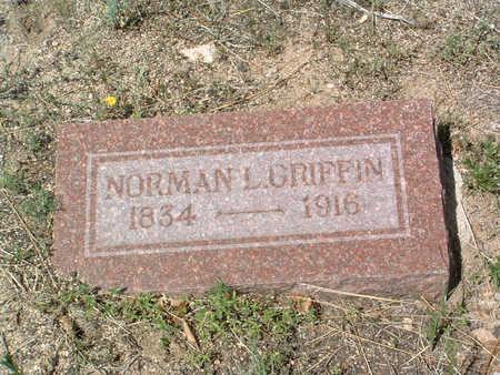 GRIFFIN, NORMAN LEE - Yavapai County, Arizona | NORMAN LEE GRIFFIN - Arizona Gravestone Photos