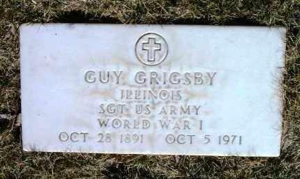 GRIGSBY, GUY - Yavapai County, Arizona | GUY GRIGSBY - Arizona Gravestone Photos