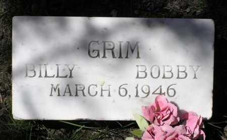 GRIM, BOBBY - Yavapai County, Arizona | BOBBY GRIM - Arizona Gravestone Photos