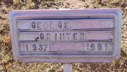 GRINTER, GEORGE WESTON - Yavapai County, Arizona | GEORGE WESTON GRINTER - Arizona Gravestone Photos