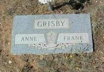 GRISBY, FRANK - Yavapai County, Arizona | FRANK GRISBY - Arizona Gravestone Photos