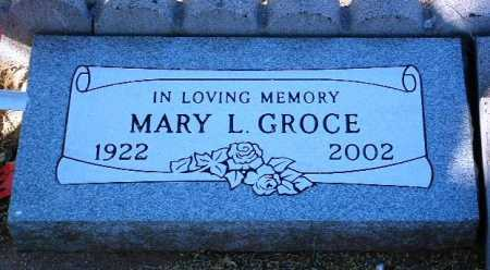 PARISH GROCE, MARY LOUIS - Yavapai County, Arizona | MARY LOUIS PARISH GROCE - Arizona Gravestone Photos