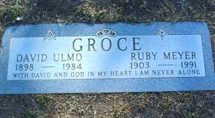 MEYER GROCE, RUBY - Yavapai County, Arizona | RUBY MEYER GROCE - Arizona Gravestone Photos