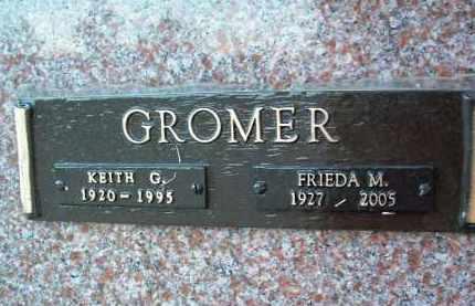 GILL GROMER, FRIEDA MARIE - Yavapai County, Arizona | FRIEDA MARIE GILL GROMER - Arizona Gravestone Photos