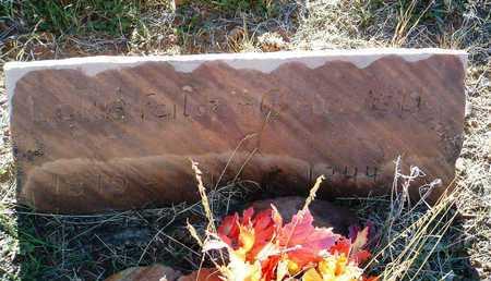 GRUWELL, LOUIS FIELDING - Yavapai County, Arizona | LOUIS FIELDING GRUWELL - Arizona Gravestone Photos