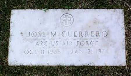 GUERRERO, JOSE M. - Yavapai County, Arizona   JOSE M. GUERRERO - Arizona Gravestone Photos