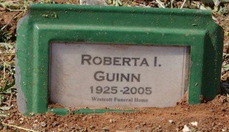 GUINN, ROBERTA INEZ - Yavapai County, Arizona   ROBERTA INEZ GUINN - Arizona Gravestone Photos