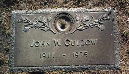 GULZOW, JOHN WILLIAM - Yavapai County, Arizona   JOHN WILLIAM GULZOW - Arizona Gravestone Photos