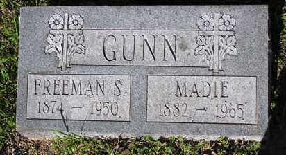 GUNN, FREEMAN STILES, SR. - Yavapai County, Arizona | FREEMAN STILES, SR. GUNN - Arizona Gravestone Photos