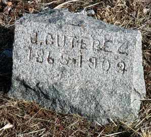 GUTEREZ, JUAN - Yavapai County, Arizona | JUAN GUTEREZ - Arizona Gravestone Photos