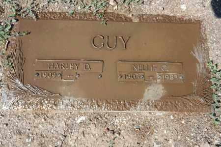 GUY, NELLIE C. - Yavapai County, Arizona   NELLIE C. GUY - Arizona Gravestone Photos