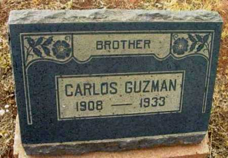 GUZMAN, CARLOS - Yavapai County, Arizona | CARLOS GUZMAN - Arizona Gravestone Photos