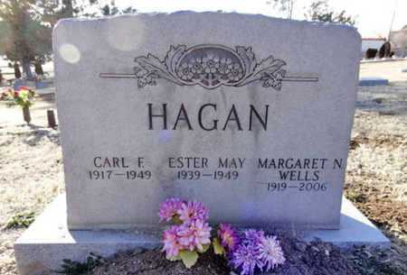 HAGAN, ESTER MAY - Yavapai County, Arizona | ESTER MAY HAGAN - Arizona Gravestone Photos