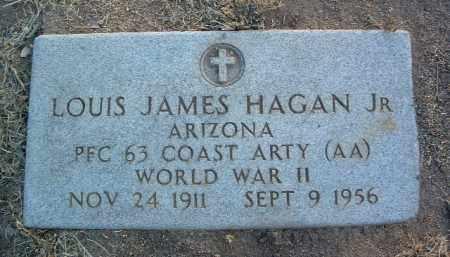 HAGAN, LOUIS JAMES, JR. - Yavapai County, Arizona   LOUIS JAMES, JR. HAGAN - Arizona Gravestone Photos