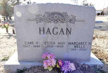 HAGAN, MARGARET NORA - Yavapai County, Arizona | MARGARET NORA HAGAN - Arizona Gravestone Photos