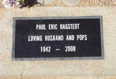 HAGSTEDT, PAUL ERIC - Yavapai County, Arizona | PAUL ERIC HAGSTEDT - Arizona Gravestone Photos