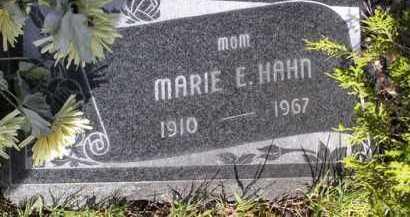 HEINDINGER HAHN, MARIE - Yavapai County, Arizona | MARIE HEINDINGER HAHN - Arizona Gravestone Photos
