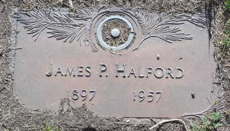 HALFORD, JAMES P. - Yavapai County, Arizona | JAMES P. HALFORD - Arizona Gravestone Photos