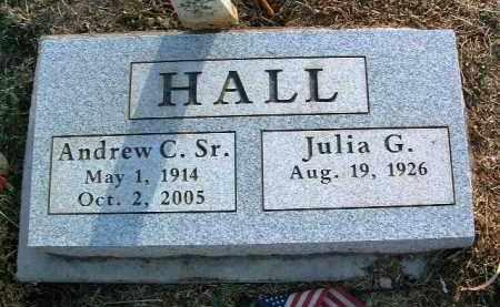 HALL, JULIA G. - Yavapai County, Arizona | JULIA G. HALL - Arizona Gravestone Photos