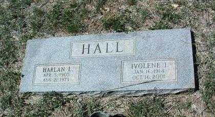 HALL, IVOLENE I. - Yavapai County, Arizona   IVOLENE I. HALL - Arizona Gravestone Photos