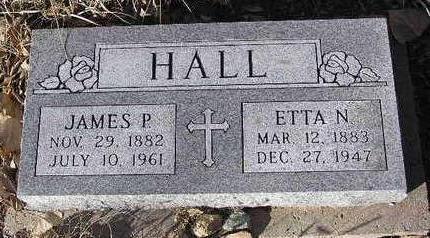 HALL, ETTA NORMA - Yavapai County, Arizona | ETTA NORMA HALL - Arizona Gravestone Photos