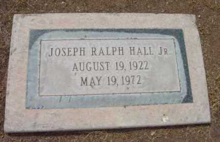 HALL, JOSEPH RALPH, JR. - Yavapai County, Arizona | JOSEPH RALPH, JR. HALL - Arizona Gravestone Photos