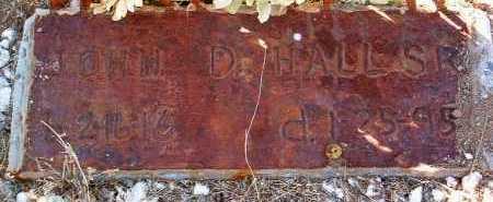 HALL, JOHN DAVID, SR. - Yavapai County, Arizona | JOHN DAVID, SR. HALL - Arizona Gravestone Photos