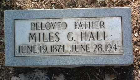 HALL, MILES GREEN - Yavapai County, Arizona | MILES GREEN HALL - Arizona Gravestone Photos