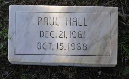 HALL, PAUL - Yavapai County, Arizona | PAUL HALL - Arizona Gravestone Photos