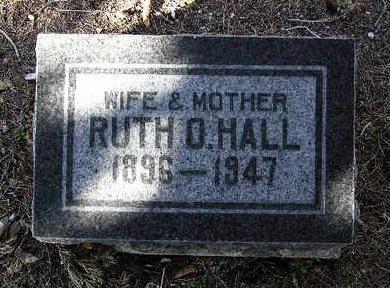 KIRK HALL, RUTH O. - Yavapai County, Arizona | RUTH O. KIRK HALL - Arizona Gravestone Photos
