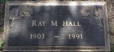 HALL, RAY MARLAND - Yavapai County, Arizona   RAY MARLAND HALL - Arizona Gravestone Photos