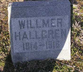 HALLGREN, WILLMER - Yavapai County, Arizona | WILLMER HALLGREN - Arizona Gravestone Photos