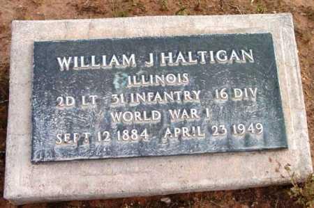 HALTIGAN, WILLIAM J. - Yavapai County, Arizona | WILLIAM J. HALTIGAN - Arizona Gravestone Photos