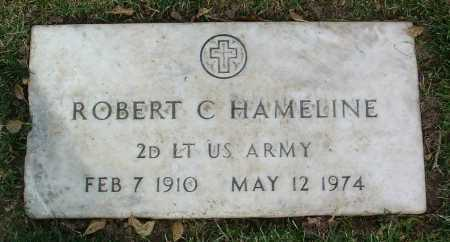 HAMELINE, ROBERT CARROLL - Yavapai County, Arizona   ROBERT CARROLL HAMELINE - Arizona Gravestone Photos